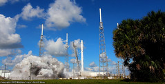 "SpaceX Falcon 9 / Dragon CRS-7 Launch • <a style=""font-size:0.8em;"" href=""http://www.flickr.com/photos/12150483@N04/19122188148/"" target=""_blank"">View on Flickr</a>"