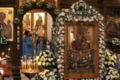 30. The solemn all-night vigil on the feast of the Svyatogorsk icon of the Mother of God / Торжественное всенощное бдение праздника Святогорской иконы Божией Матери