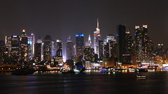 La vue sur Manhattan depuis le Hamilton Park de Weehawken - New Jersey - tats-Unis (vanaspati1) Tags: park new light river de la town lumire manhattan hamilton rivire le jersey sur hudson vue ville depuis weehawken gratteciel tatsunis vanaspati1