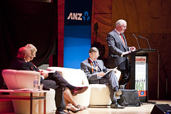 Dr Peter Farrell, Claire Penniceard, Hugh Morgan & Mike Smith_1