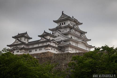 Zamek w Himej