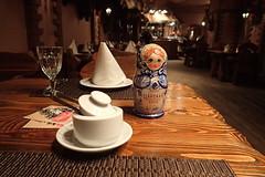Murmansk 6 - sucrier (8pl) Tags: table restaurant porcelaine bois sucre pince murmansk sucrier