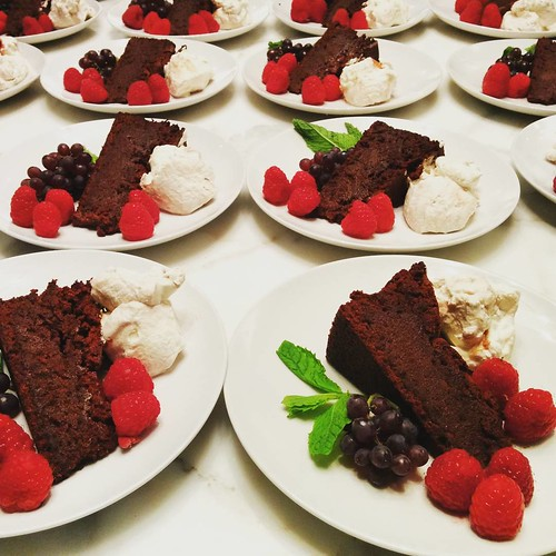 #youshallnotpass #chocolatecake #gourmet #nomnom