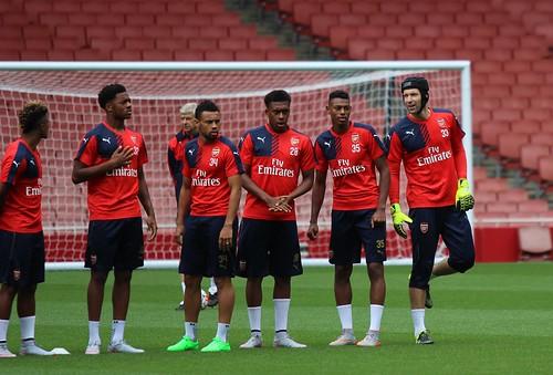 Arsenal Members' Day 2015
