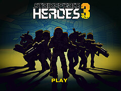雷霆突擊隊3(Strike Force Heroes 3)