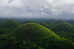 Chocolate Hills Excursion, Tagbilaran, Bohol, Philippines (ARNAUD_Z_VOYAGE) Tags: islands island philippines landscape boat sea southeast asia city people volcano amazing asian moutains sunset street action cars jeepney tricycle architecture river tourist capital town municipality filipino filipina colors building house provincial province village altitude mountain mountains flight manila to tagbilaran bohol philippine rainbow chocolate hill hills clouds