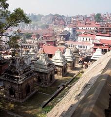 Above Pashuptinath (Gypsy Cowboy) Tags: nepal kathmandu pashuptinath