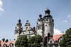 Leipzig - Neues Rathaus (superbart77) Tags: architecture city clouds leipzig neuesrathaus rathaus tower townhall cityhall