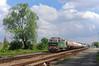 DB CARGO ITALIA - SANNAZZARO (Giovanni Grasso 71) Tags: db cargo italia sannazzaro de520 d520 de753 d753 753 nikon d90 giovanni grasso piemonte alessandria locomotiva diesel elettrica caterpillar
