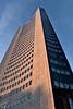 City-Hochhaus - Leipzig (Germany) (Robert Zebahl) Tags: d3300 nikon tower skyscraper hochhaus sky himmel blau blue leipzig cityhochhaus uniriese