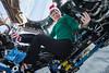 Astronaut Peggy Whitson in the Festive Spirit (NASA Johnson) Tags: expedition50 internationalspacestation nasa christmas