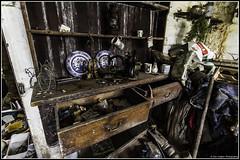 Derelict Farm House (Disco-Dan) Tags: abandoned canon 7d samyangfisheyelens kent derelict danhogbenphotography creativephotography