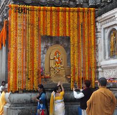 "PB140685-a (photozaki) Tags: india ""sujata kuti"" ""mahabohi temple"" ""mahabodhi mahavihara temple ""buddhist buddha buddhism ""bodhi tree"" bodhgaya gaya buddhist monk monks ashoka enlightenment ""vajrasan diamond throne"""