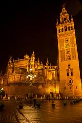 DSC_2935 (svetlana.koshchy) Tags: seville catedral de sevilla spain church cathedral europe españa andalusia tower