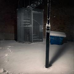 Snow (Samuel Poromaa) Tags: urban night winter squarephotography samuelporomaa poromaa