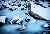 Frozen River - Bramberg, Austria (Sebastian Bayer) Tags: schnee mft eingefroren winter wasser bramberg steine natur drausen eis felsen urlaub olympus lanschaft omd fluss österreich omdem5ii gefroren micro43 gemeindebrambergamwildkogel salzburg at