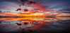 Beautiful morning at the Indian river. (Tedj1939) Tags: sunrise nature seascapes sun morning dawn clouds sky river predawn indianriver