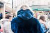 DSCF1977 (Jean Banja) Tags: paris france people back blue coat blonde