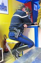 "bootsservice 10 5523 (bootsservice) Tags: armée army uniforme uniformes uniform uniforms bottes boots ""ridingboots"" weston moto motos motard motards motorcycle motorcycles motorcyclists motorbike gendarme gendarmes gendarmerie ""garde républicaine"" paris"
