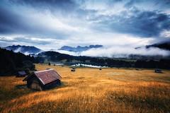 Geroldsee (Gruenewiese86) Tags: 2016 6d canon landschaft roadtrip landscape geroldsee gerold karwendel gebirge alpen bayern travel walden trip