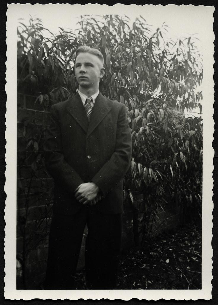 Mannerfrisuren 1930er
