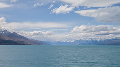 431 - Panorama sur le Lake Pukaki