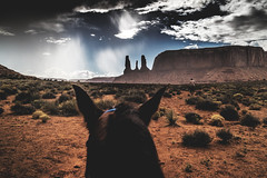 Follow me.. (Hanna Tor) Tags: outdoor landscape mountains canyon trip travel monumentvalley 7dwf