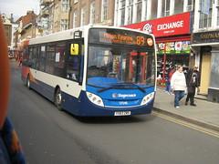 Stagecoach 37048 (Mr Train) Tags: bus buses transport alexander dennis e200 stagecoach enviro adl singledeck alexanderdennis singledecker enviro200 stagecoachmidlands adle200 stagecoachnorthampton