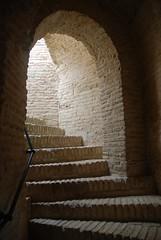 Curva Escalera (macondianito) Tags: andaluca cadiz cdiz jerezdelafrontera