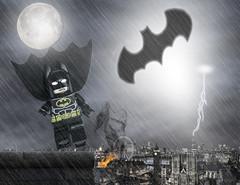 Batman (paul.weatherall.t21@btinternet.com) Tags: muscle xmen superhero strength fitness wolverine