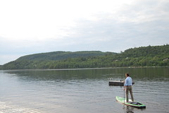 Riverkeeper Social on the Gatineau River 2015