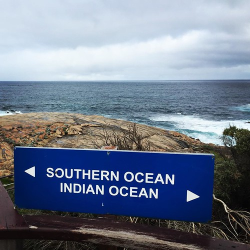 We got both kinds... #TwoOceansInOneDay #WesternAustralia