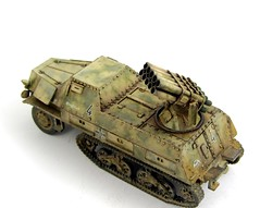 IMG_8164 (Troop of Shewe) Tags: 156 maultier 15cm warlordgames troopofshewe sdkfz41 panzerwerfer42