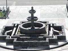 Plaza de Armas de Acora (Jose Alarco) Tags: puno acora