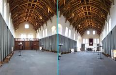 The great hall - Stirling Castle. (Jecurb) Tags: scotland stirling stirlingcastle