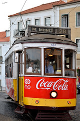 "The legendary ""28"" - Lisboa (G.hostbuster (Gigi)) Tags: lisboa tram 28 ghostbuster gigi49"