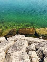 Presque Isle (#KPbIM) Tags: summer vacation lighthouse water fun rocks michigan 4th july northern pure presqueisle 2015 puremichigan
