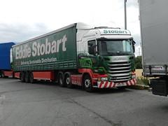 PE64USV H2150 Eddie Stobart Scania 'Charlie Moore' (graham19492000) Tags: eddie scania stobart charliemoore pe64usv h2150