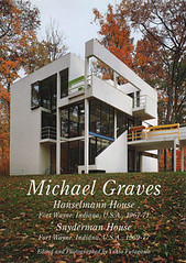 Michael Graves : Hanselmann House Fort Wayne, Indiana, USA,1967-71 : Snyderman House Fort Wayne, Indiana, USA,1969-77 (DI Library) Tags: architects michaelgraves residentialarchitecture 20thcenturyarchitecture residentialdesign