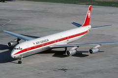 CF-TIP Air Canada DC-8-63 at CYYZ (GeorgeM757) Tags: toronto airplane airport aircraft aviation douglas yyz dc8 mcdonnelldouglas dc863 cyyz alltypesoftransport dc863af georgem757 cftip taxiig