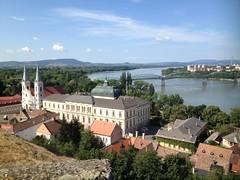 Esztergom (ribizlifozelek) Tags: hungary gran duna danube donau esztergom magyarorszg danubio strigonia