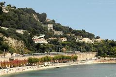 Inox & 22200 RC (Oliver_A) Tags: mer rio train alpes paca sur cote rrr provence villefranche rame sncf ter dazur reversible inox bb22200 bb22200rc