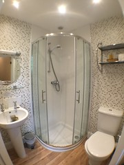 Classic Double Ensuite (yorkpriory) Tags: york uk england classic bathroom hotel bedroom budget parking free wifi bb accommodation cheap priory ensuite guesthouse lodgings licenced
