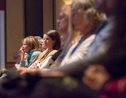 Symposium Audience