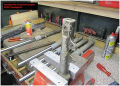 Zundapp 540-12 Voorvork Project 2015 002 (Arjan N / PE1GVK) Tags: gabel fork 540 zundapp motorrad zuendapp bromfiets cs50 gts50 ks125 ks50 ks80 ks100 zundappnl