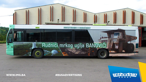 Info Media Group - Rudnik Banovići, BUS Outdoor Advertising, Tuzla 05-2015 (1)