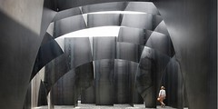 An industrial labyrinth (Think Tank London) Tags: sculpture design creative installation innovative labyrint gijsvanvaerenbergh