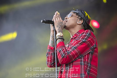 August Alsina @ Vestival The Hague Netherlands