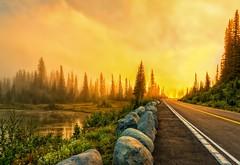 Return of the Sun (Philip Kuntz) Tags: wintersolstice hibernalequinox sunrise sunup dawn daybreak reflectionlake stevenscanyonroad mtrainier mtrainiernationalpark scenichighways washington notanhdr