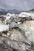 Looking Across Viedma Glacier (cheryl strahl) Tags: southamerica argentina patagonia viedmaglacier southernpatagonianicefield losglaciaresnationalpark glacier icefield moraines crevasses wind trek crampons